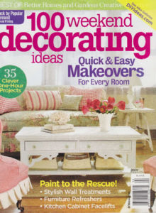 100 Weekend Decorating Ideas Magazine Cover With The Duo Nashville